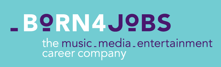 Born 4 Jobs logo